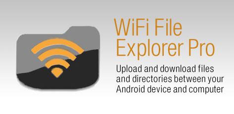 WiFi File Explorer PRO latest